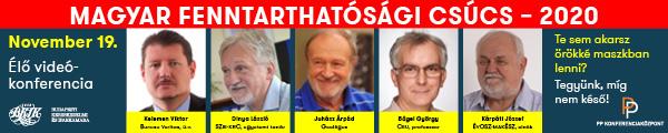 KKV-AKADÉMIA 2020 őszi konferenciák