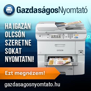 Gazdaságos nyomtató