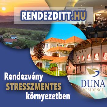 Rendezd itt! Duna Residence