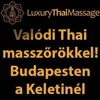 Luxury Thai Masszázs