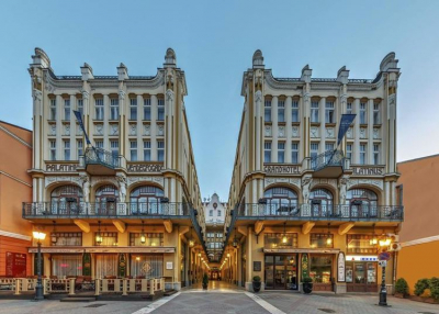 Eladta a pécsi Palatinus Hotelt a Danubius