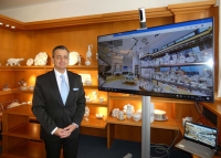 Virtuális kiállításon mutatják be a porcelánújdonságokat Herenden
