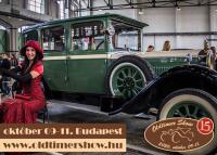 XV. Budapesti Oldtimer Show!