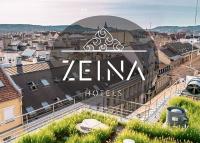 A Zeina Hotels alá tagozódik a Boutique, a Continental és a Prestige