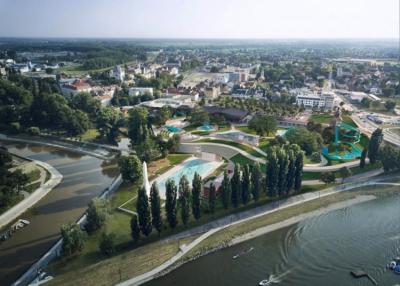 Gigatámogatással fejlesztenek két magyar fürdőt