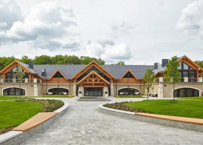 Az Avalon Resort & SPA  a legjobb vidéki szállodák élvonalában