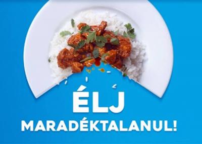 Élj maradéktalanul! Indul a Médiaunió Alapítvány élelmiszerpazarlás csökkentését célzó társadalmi célú kampánya