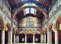 Újra látogatható a Szépművészeti Román Csarnoka