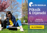 Az Év Irodája Piknik & Díjátadó, 2021. június 3.