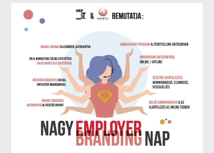 Nagy Employer Branding Nap,  2020. november 26.