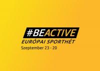 Töltődj fel sporttal a szeptemberi Európai Sporthéten! - 2021. szeptember 23-30.