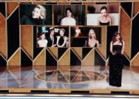 Történelmi díjak, technikai bakik a Golden Globe-on: ilyen volt a járványkorszak első nagy díjátadója